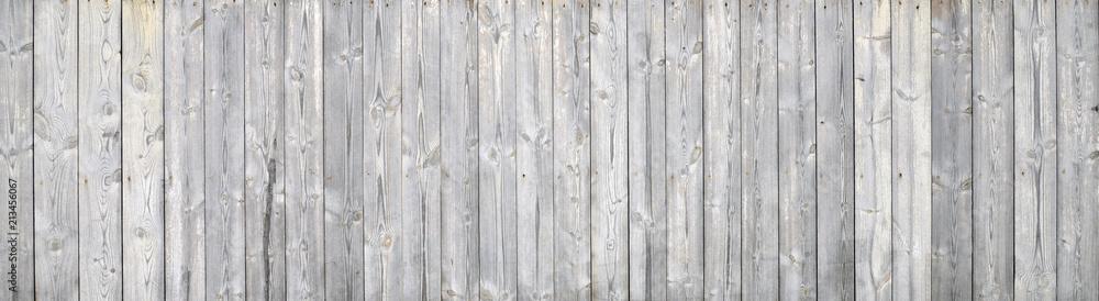 Fototapeta Old wooden fence