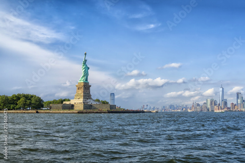 Foto op Canvas Verenigde Staten Lady Liberty, Statue of Liberty