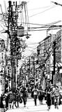 Ulica w Japonii - 213471024