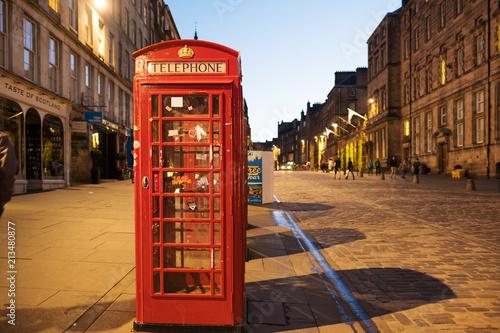 Fotografie, Obraz Edinburgh