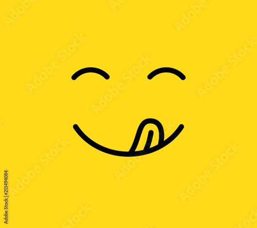 Fotografie, Obraz  Yummy smile