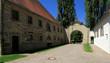 Leinwanddruck Bild - Kloster Kirchberg, Baden Württemberg; Deutschland;