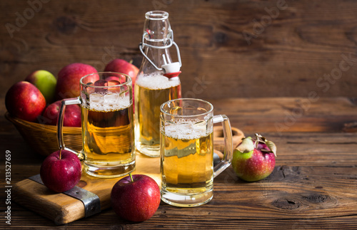 Photographie Hard apple cider