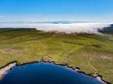 Low Level Mist Rolls In On The Isle Of Skye