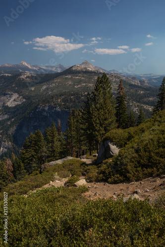 Deurstickers Verenigde Staten Yosemite national park, California, USA