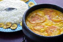 Brazilian Cuisine: Fish Moqueca With Coconut Rice