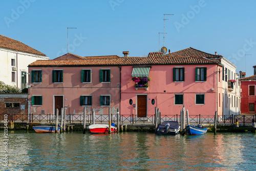 Plakat Włochy Wenecja Murano