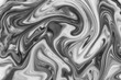 canvas print picture - abstract fluid background