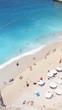 Kaputas Beach in Antalya