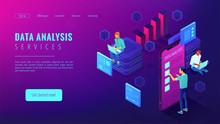 Data Analysis Services Landing...
