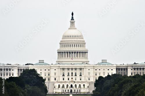 Fototapeta  United States Capitol Building in Washington DC