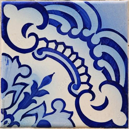 Fototapety, obrazy: azulejo cerámica lisboa portugal oporto 4M0A8761c-f18