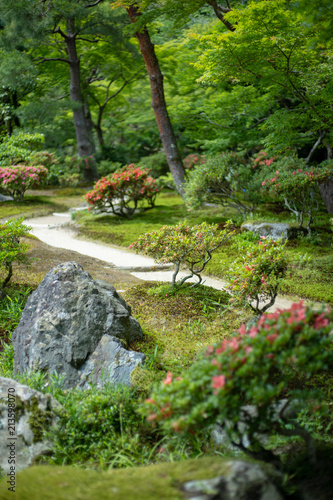 Aluminium Prints Garden 日本庭園