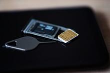 Memory Card Micro Sd And Micro Sim Card Tray