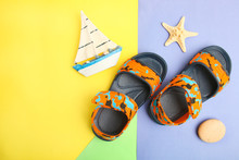 Children's Rubber Sandals