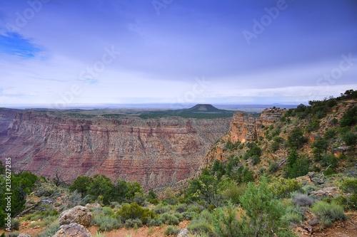 Foto op Aluminium Centraal-Amerika Landen South Rim Grand Canyon, Arizona, US.