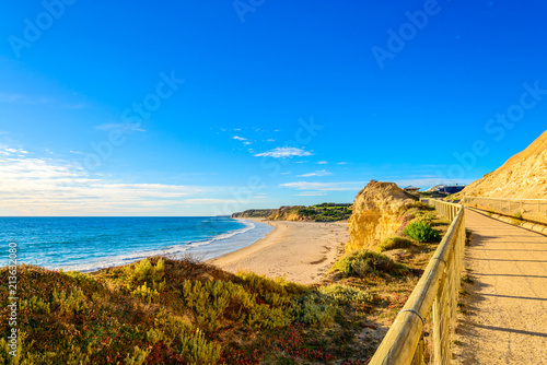 Foto op Canvas Oceanië Port Willunga Beach view, Adelaide