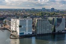 Amsterdam Port Area