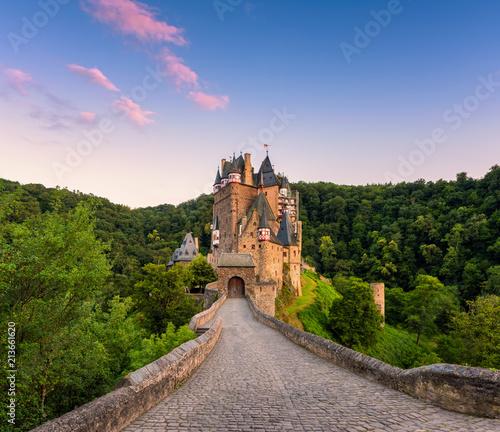 Foto op Plexiglas Kasteel Eltz Castle in Germany