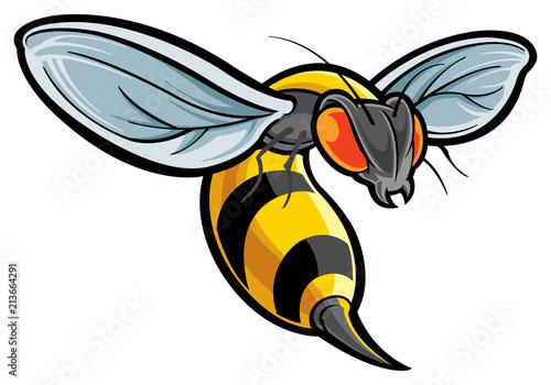 Fotografie, Tablou  Bee