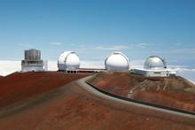 Mauna Kea Telescopes , Big Isl...