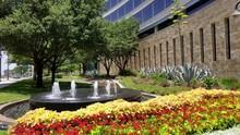 The Hunt Building In Dallas, Tx