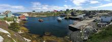 Panorama Of Peggy's Cove, Nova...