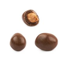Glazed Chocolate Nut Candy Iso...