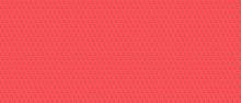 Seamless Strawberry Pattern. Pink Strawberry Background. Vector Illustration