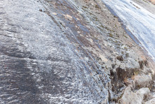 A Layer Of Verglas Or Ice On Rocks Coul Be Very Dangerous For Climbers