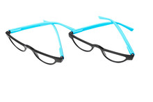 Two Pair Of Black Spectacles