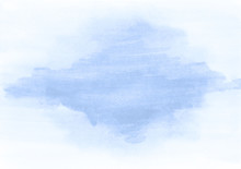 A Beautiful Paint Spot On The Canvas. Suitable For Designers As A Background For Advertising And Layouts.