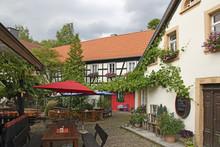 Landgasthaus Junkermühle Bei Neu-bamberg