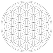 Geometrical Figure. Sacred Geo...