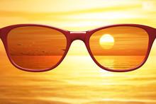 View Through Sunglasses Sharp ...