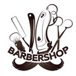 Barbershop and hairdresser design