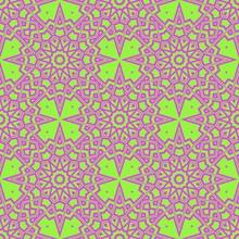 Oriental Mandala. Ottoman Motifs. Seamless Pattern. It Is Vector Illustrations.ental Mandala. Ottoman Motifs. Seamless Pattern. It Is Vector Illustrations. Artwork For Graphics.