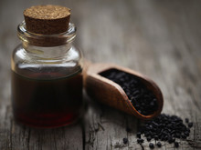 Nigella Seeds And Essential Oil