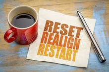 Reset, Realign, Restart Concep...