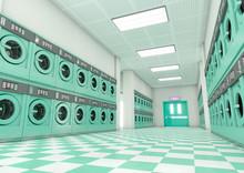 Laundromat Clean