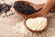 Organic Black And White Sesame...