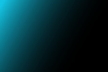 Background With Blue Black Gradient