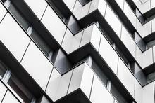 Architecture Background, Corners Pattern