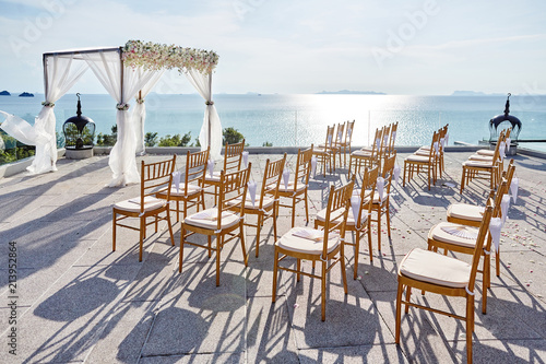 Groovy Modern Wedding Venue Setup On The Hill With Folding Lawn Inzonedesignstudio Interior Chair Design Inzonedesignstudiocom