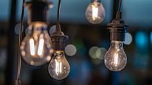 Sparkling Idea Light