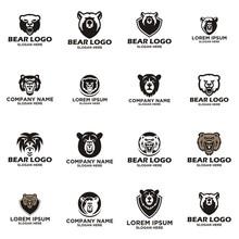 Bear Logo Inspiration