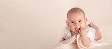 Small Cute Funny Baby Infant S...