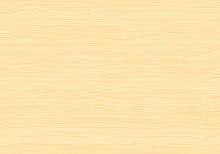 Simple Texture Of Wood, Spruce Or Pine