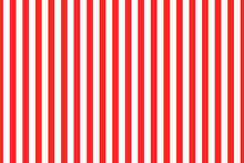 Stripe Pattern Red And White. ...
