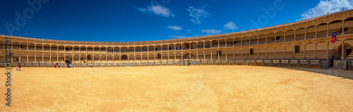 Tela Famous bullring of Ronda, Spain